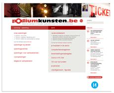 www.podiumkunsten.be